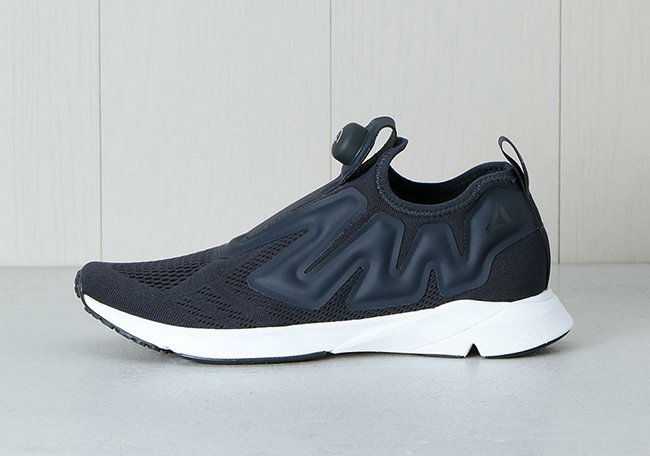 Reebok Pump Supreme Navy