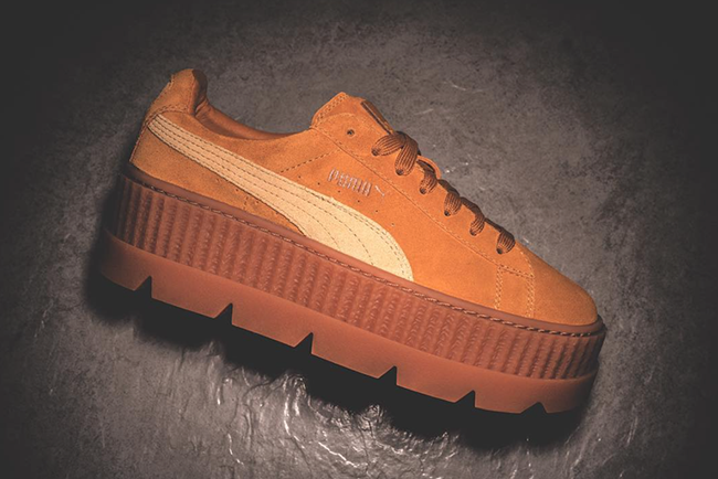 Rihanna Puma Fenty Creeper Boot