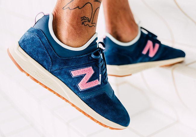 Titolo New Balance 247 Deep Into The Blue