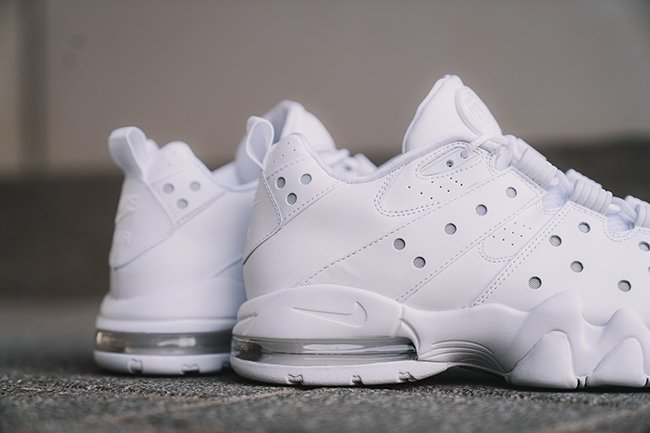 Triple White Nike Air Max2 CB 94 Low