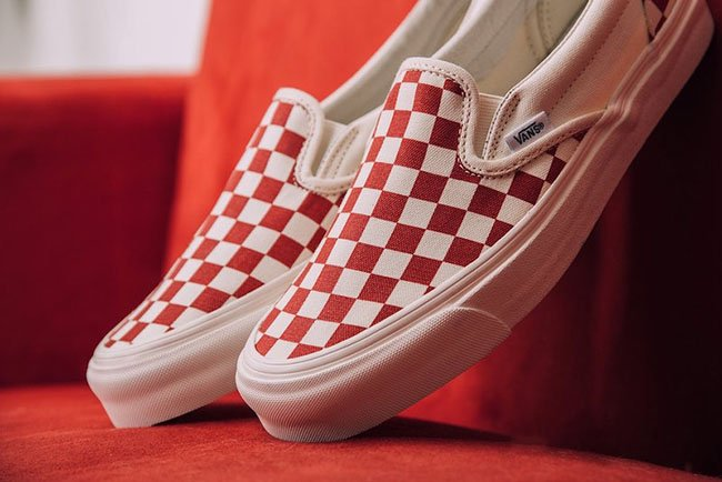 how to clean vans checkerboard