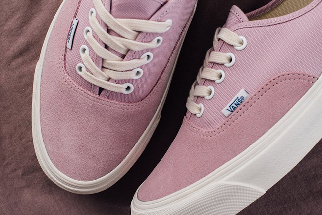 Vans Vault OG Authentic LX Pastel Pack