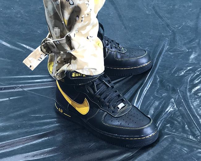VLONE Nike Air Force 1 High Colorways