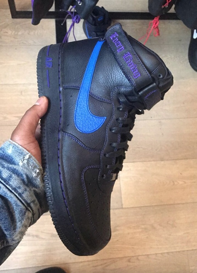 VLONE Nike Air Force 1 High Release Info