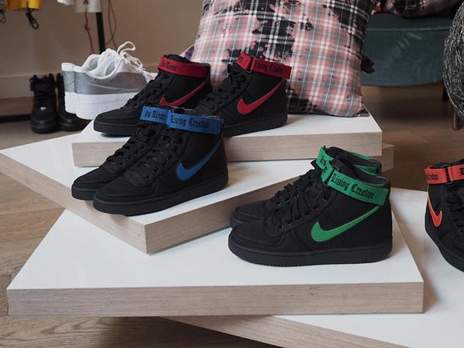 VLONE Nike Vandal High Collection