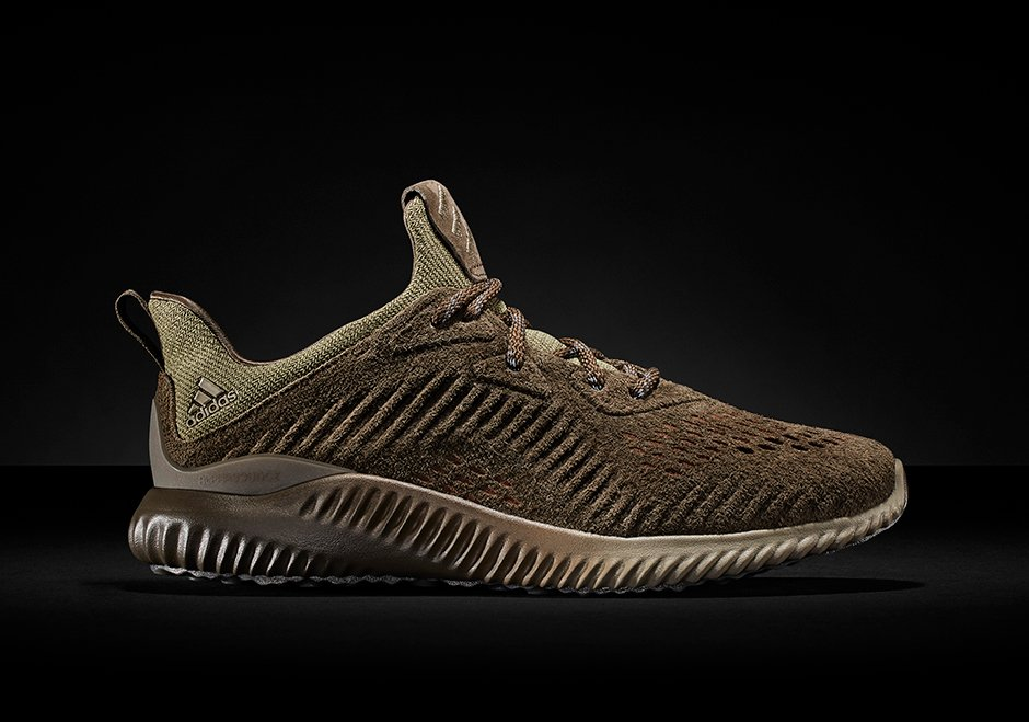 adidas AlphaBounce Suede Pack Release Date