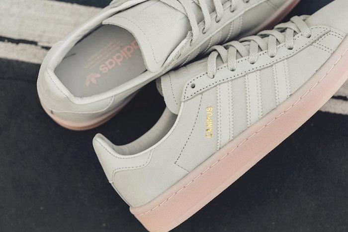 adidas Campus Lifestyle Generalist White Pink