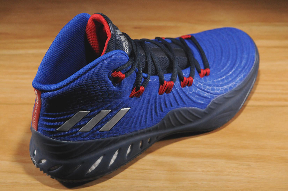 adidas Crazy Explosive 2017 Classic Royal Release Date