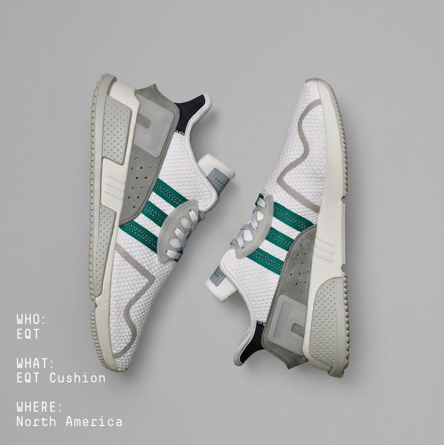 adidas EQT Cushion ADV North America Release Date