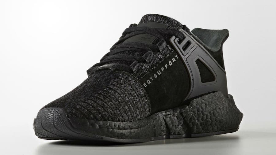 the best attitude 2296e 633de adidas EQT Support 9317 Black Friday Release Date