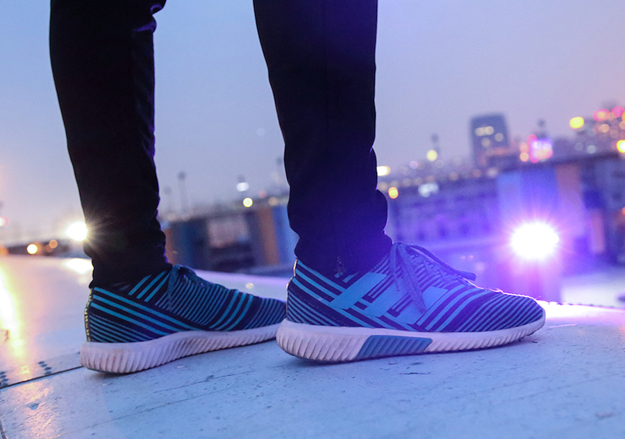 adidas Nemeziz Ocean Storm Collection