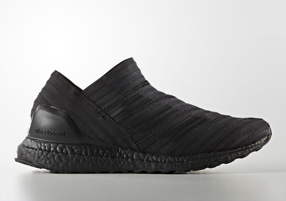 adidas Nemeziz Tango 17+ Ultra Boost Triple Black