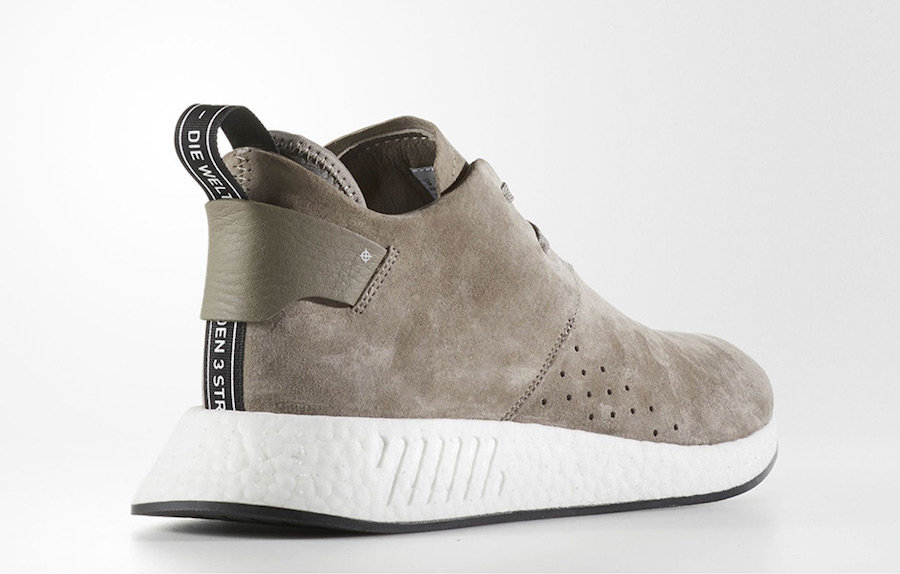949bfb164aefa adidas NMD CS2 Suede Brown Black