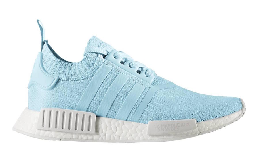 adidas NMD R1 Primeknit Ice Blue Release Date