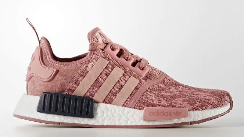 adidas NMD R1 Primeknit Raw Pink Release Date