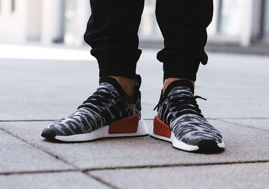 371157634 adidas NMD R2 Primeknit ( BY9410 ) OVERKILL Berlin Sneaker