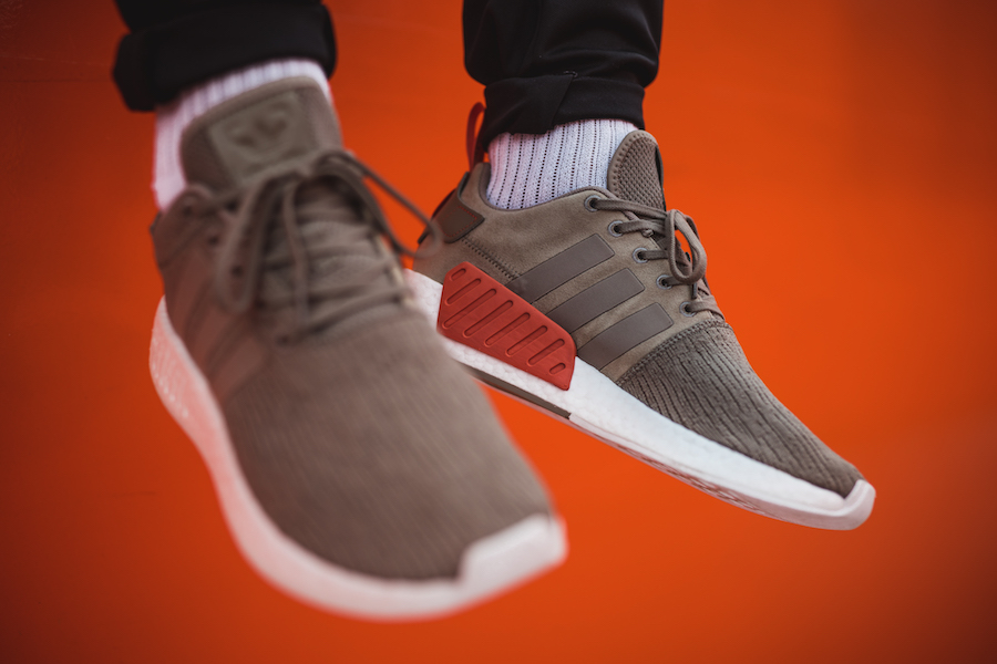 adidas NMD R2 Trace Cargo Future Harvest