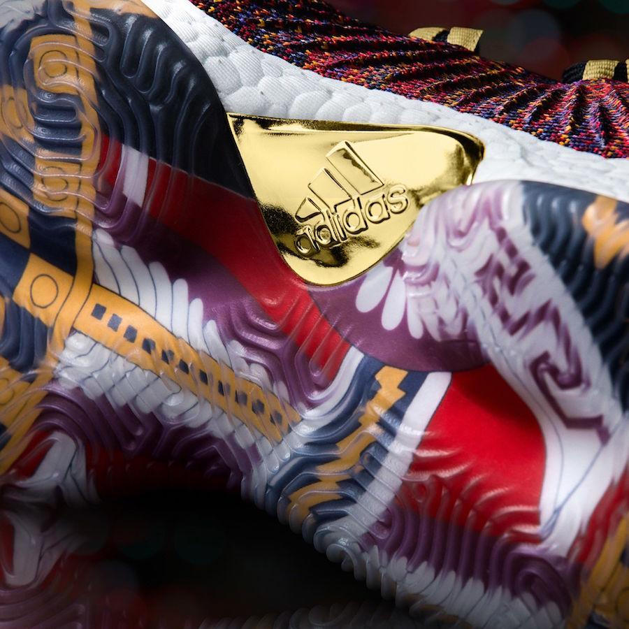 100% authentic b8772 d9c68 adidas SM Crazy Explosive 2017 Primeknit Vegas