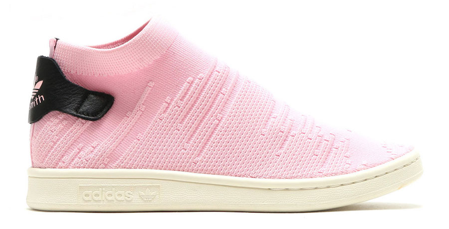 adidas Stan Smith Sock Primeknit Wonder Pink
