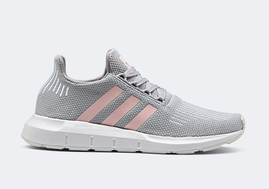 adidas Swift Run Grey Pink