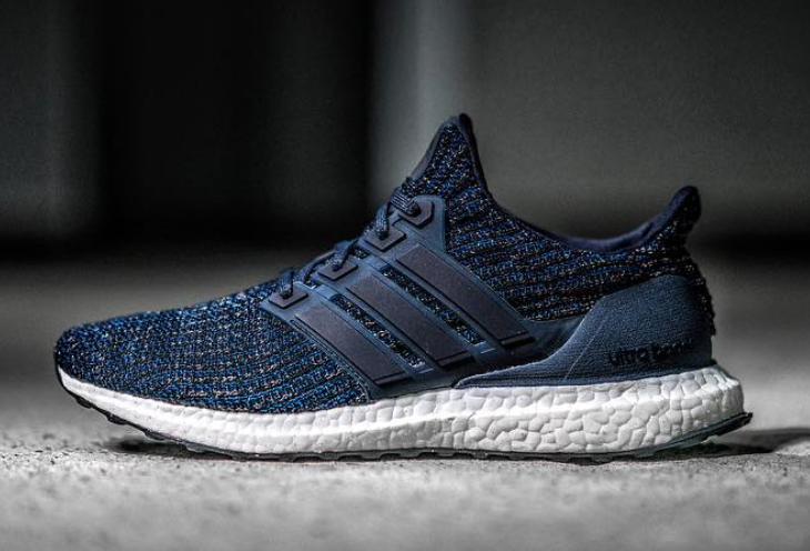 Adidas Ultra Boost 4,0 Grå Sort