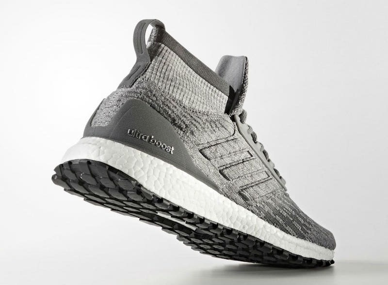 adidas Ultra Boost ATR Mid Grey Release Date
