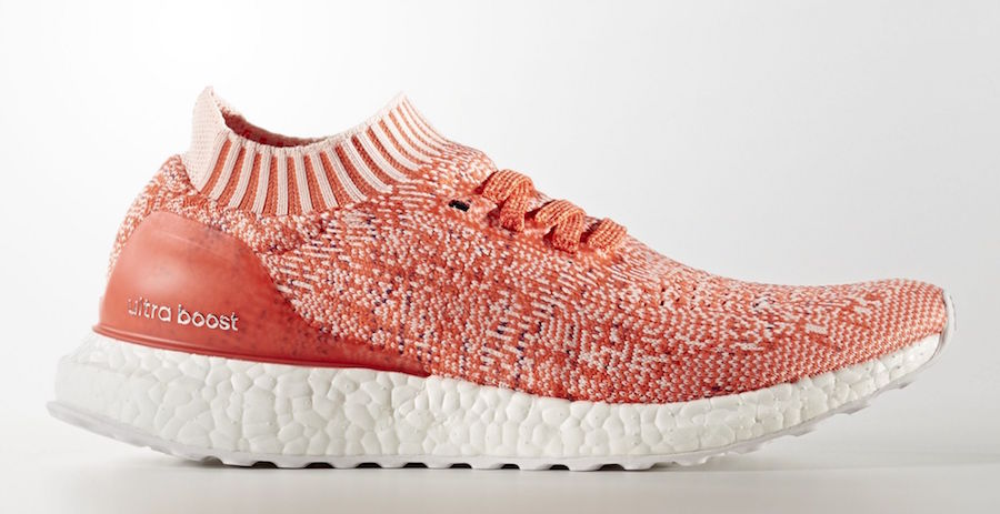 adidas Ultra Boost Uncaged Coral Release Date
