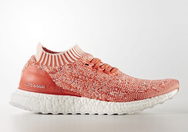 the latest 40f7b dcd88 adidas Ultra Boost Uncaged Coral Release Date