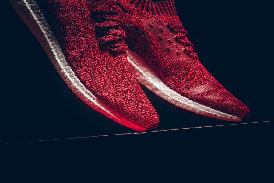 adidas Ultra Boost Uncaged Tactile Red
