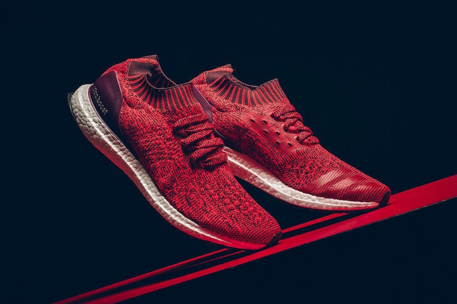 6f06687b7b771 adidas Ultra Boost Uncaged Tactile Red BY2554