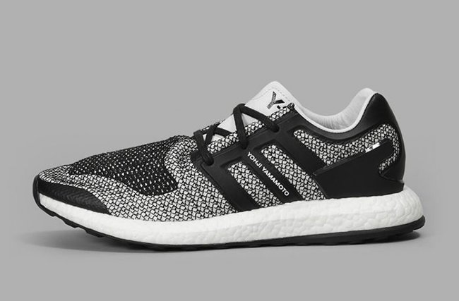547249af757f adidas Y-3 Pure Boost Oreo Release Date