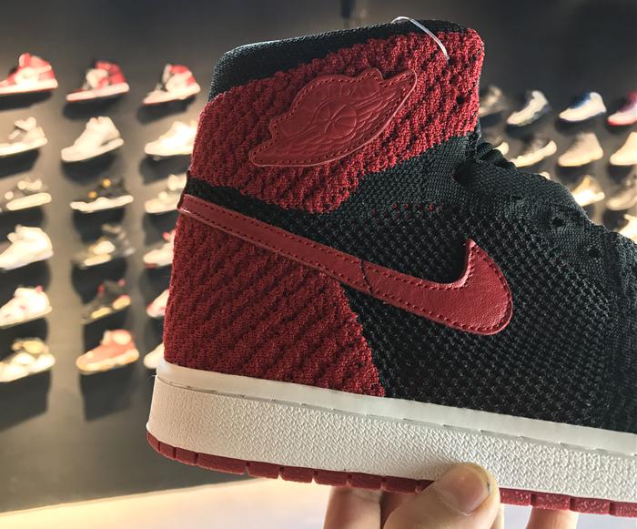 Air Jordan 1 Flyknit Banned Bred Release Date