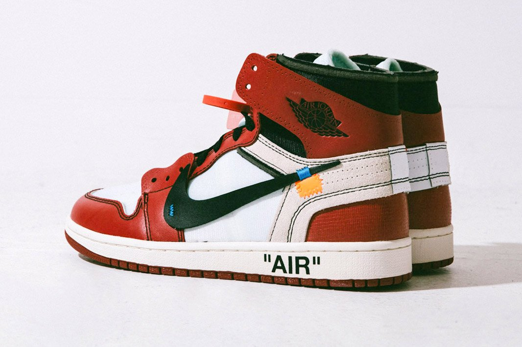 Air Jordan 1 OFF-WHITE