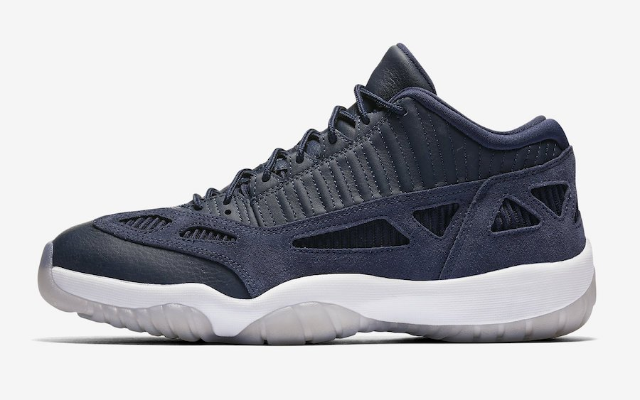 Air Jordan 11 Low IE Obsidian Release Date