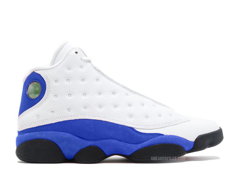 cheap for discount be613 ee8b6 Air Jordan 13 Hyper Royal 414571-117 Release Date | SneakerFiles