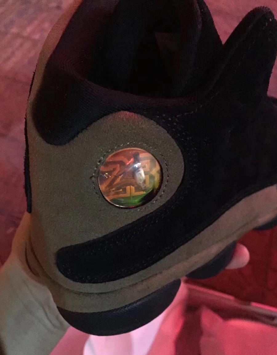 d3899da8853 Air Jordan 13 Olive 414571-006 Release Date