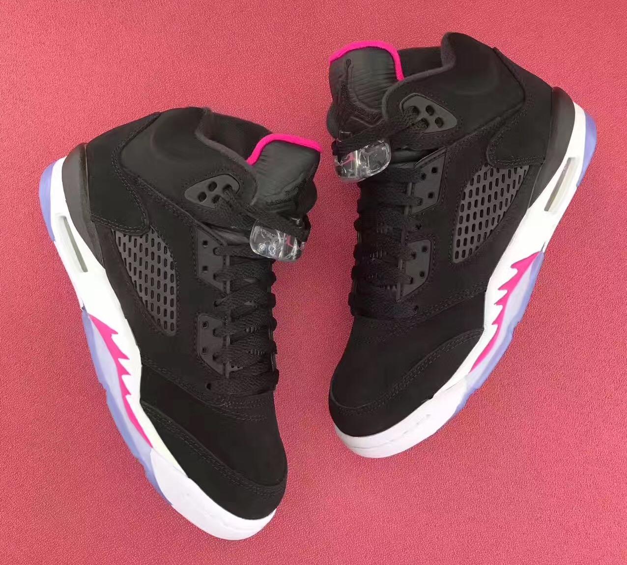 Air Jordan 5 Deadly Pink Release Date