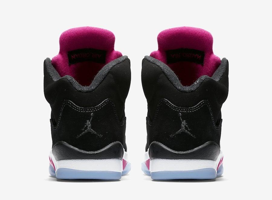de3797b1306029 Air Jordan 5 Deadly Pink Release Date