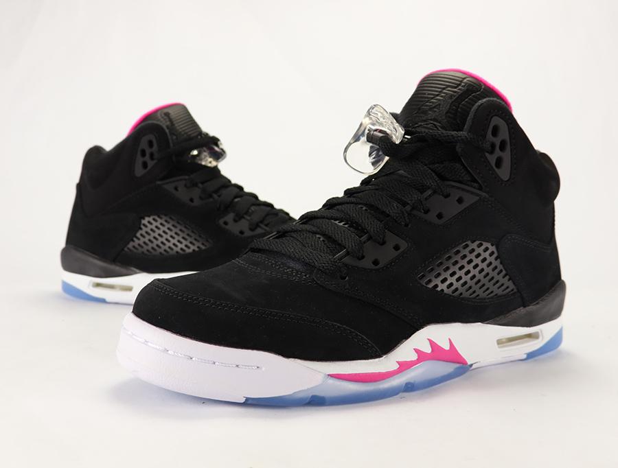 Air Jordan 5 GS Deadly Pink Review
