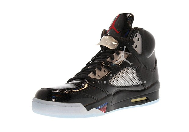 Air Jordan 5 Transformer Mark Wahlberg