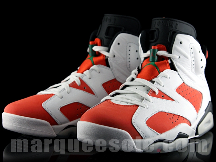 8377f8cd172 Air Jordan 6 Gatorade Be Like Mike Release Date