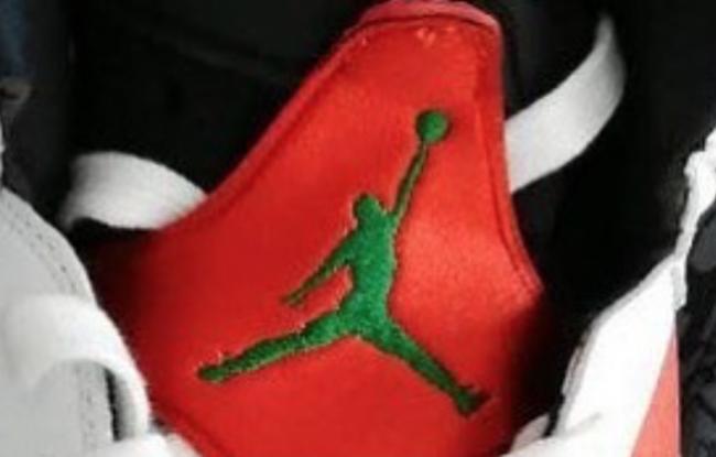 Air Jordan 6 Gatorade White Orange Green
