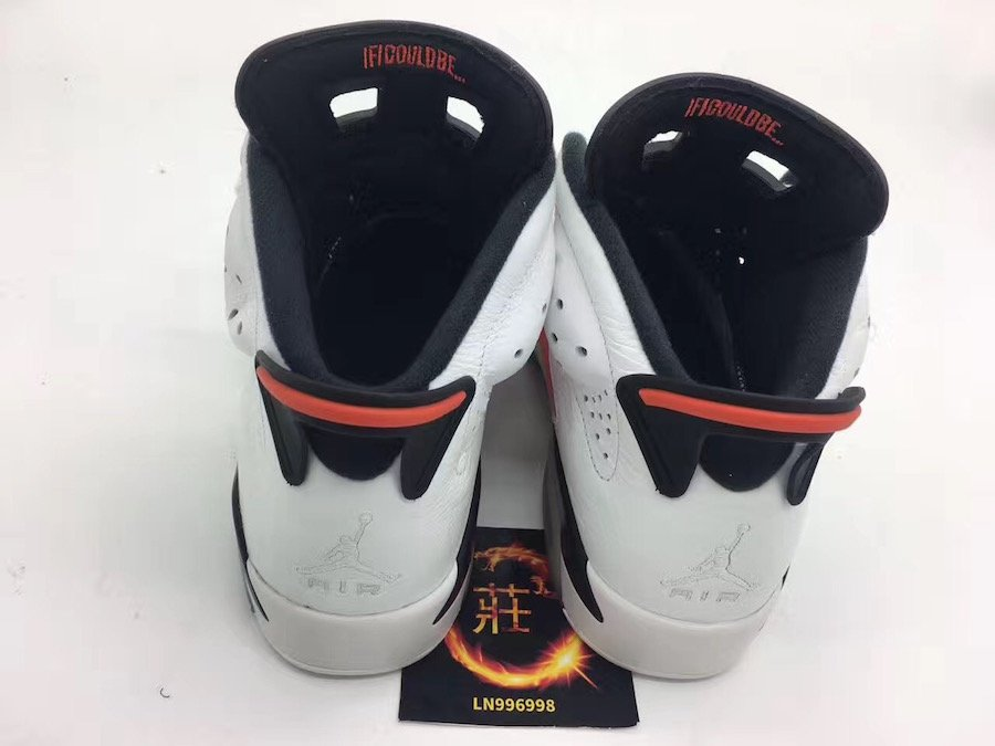 Air Jordan 6 Gatorade Like Mike Release Date
