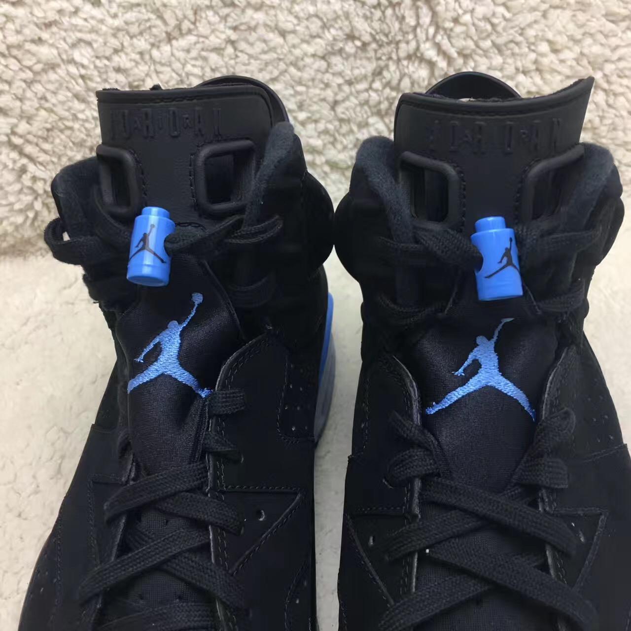 Air Jordan 6 University Blue 384664-006