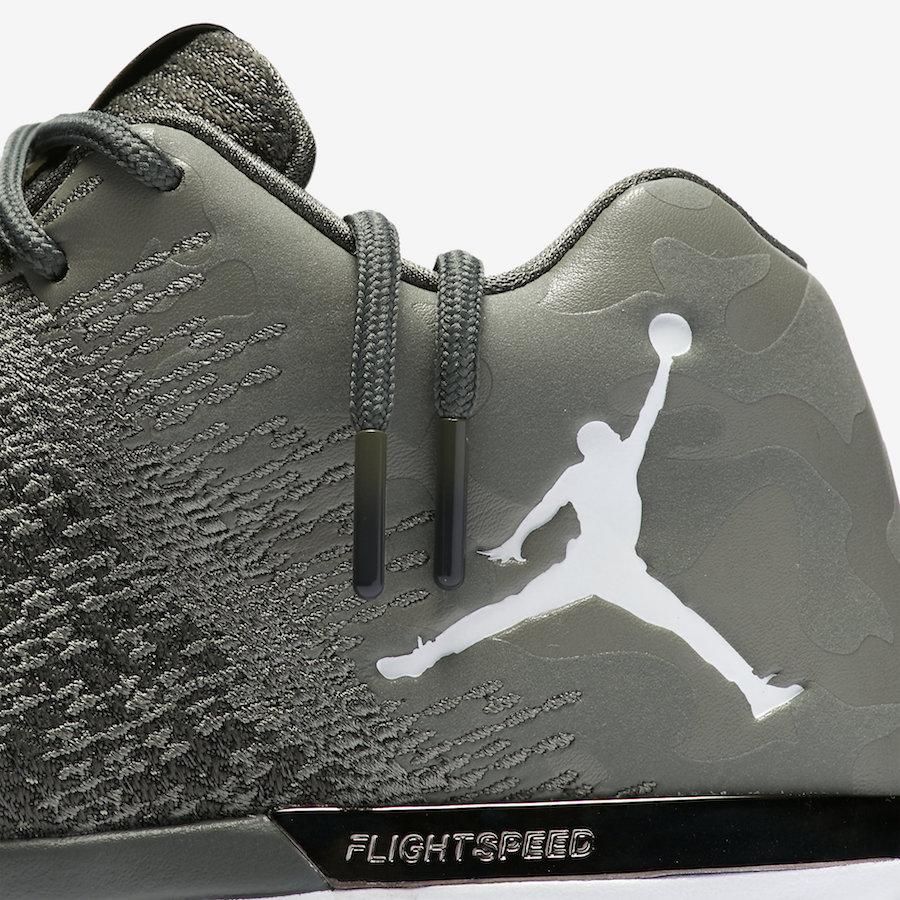 Air Jordan XXX1 Low Camo 897564-051