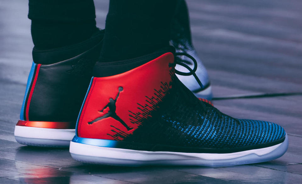 Air Jordan XXX1 Quai 54 PE