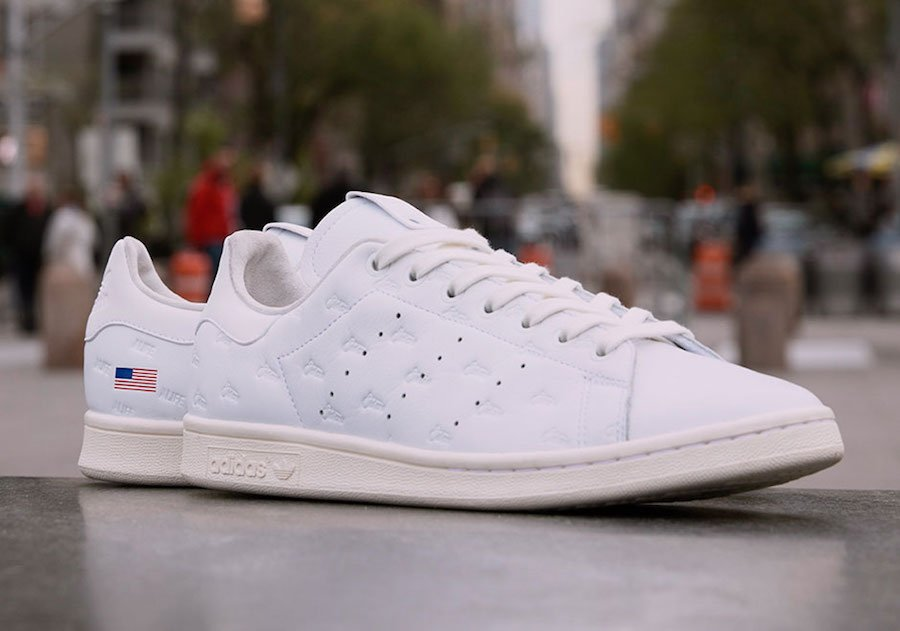 ALIFE Starcow adidas Stan Smith Gazelle