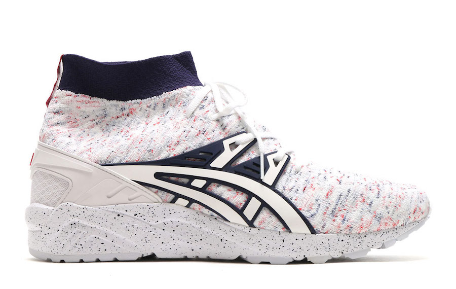 Asics Gel Kayano Trainer Knit MT White Speckle