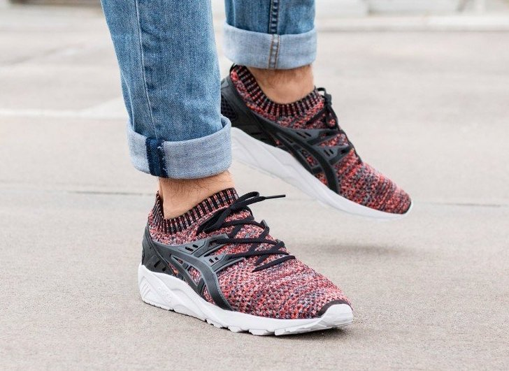 Asics Gel Kayano Trainer Knit Space Dye
