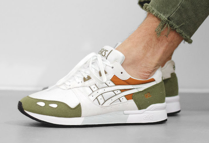 Asics Gel Lyte Aloe White